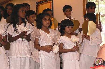 Kids Bhakthi Gee Line Up